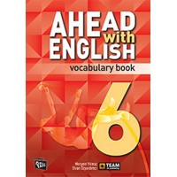 AHEAD WİTH ENGLISH 6 Vocabulary Book