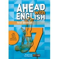 AHEAD WİTH ENGLISH 7 Test Booklet