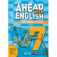 AHEAD WİTH ENGLISH 7 Vocabulary Book